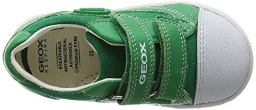Geox Baby Jungen B Flick Boy C Lauflernschuhe Grün (GREENC3000)