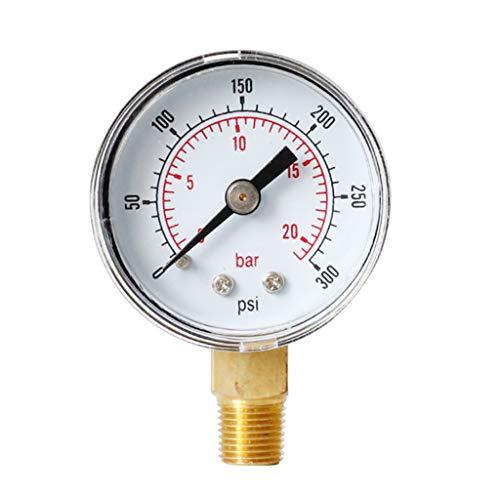 Medidor de presión 40 mm Dial 1/8