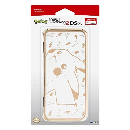 Protecteur Pikachu Premium Gold pour New 2DS XL