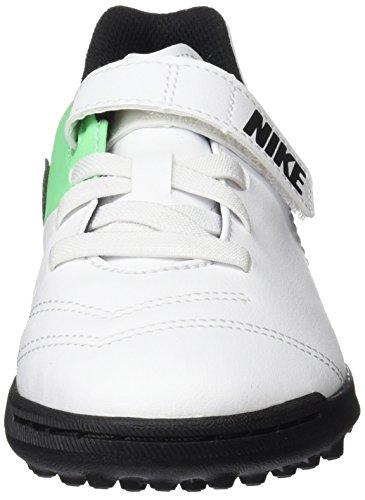 Nike Pantalon de survêtement Legend CTN Multicolore (White/black-electro Green)