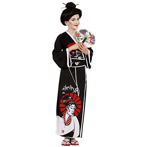 Imagen de widman  disfraz de geisha oriental para niña, talla 8  10 años 57367  alternativa