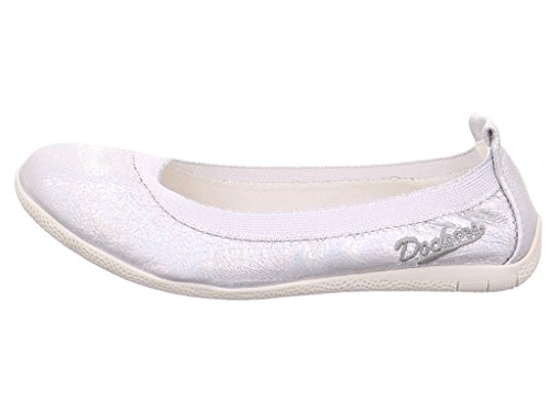 Dockers, 40MR603 550 Größe 35 Silber (silber)