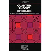 Quantum Theory of Solids, 2.revE