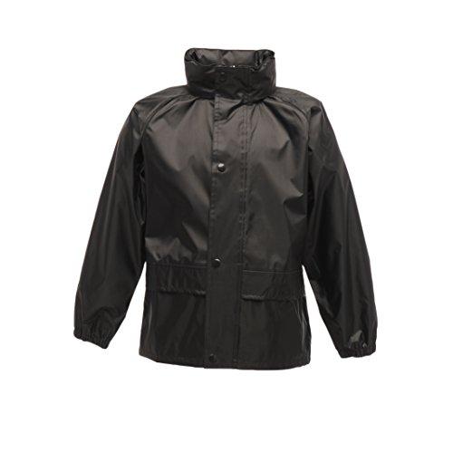 regatta-kids-classic-2-piece-rain-suit-black-size-5-6