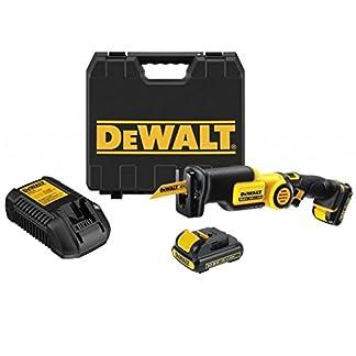 Dewalt DCS310D2-QW Sierra sable XR 10, 10.8 V