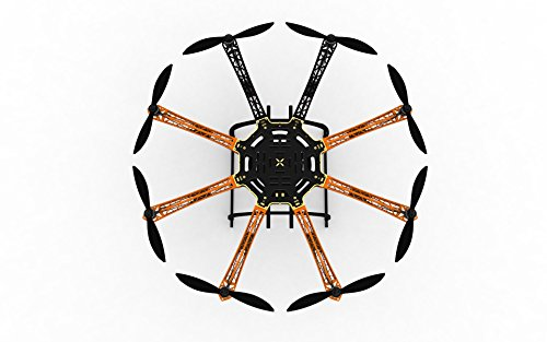 AIRK FireClouds FullFrame Kit - Drones DIY (FC8 - Octocopter) - 2
