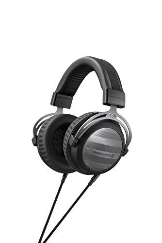 beyerdynamic T 5 p (2. Generation) Over-Ear- Stereo Kopfhörer. Geschlossene Bauweise, steckbares Kabel, High-End