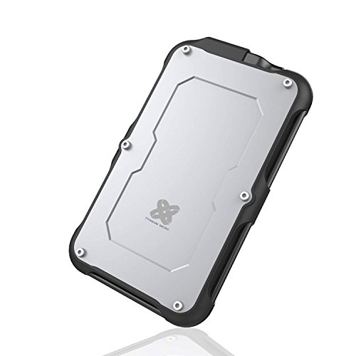 Titanium One Tragbare SSD - 120 GB/240 GB/500 GB/1 TB/2 TB 3D NAND Flash High Speed Performance USB 3.0 Externe Solid State Drive 2TB External SSD - Portable SSD