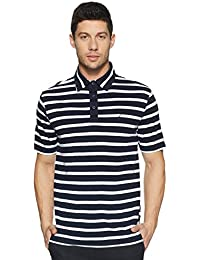 Nautica Men's Striped Slim Fit T-Shirt