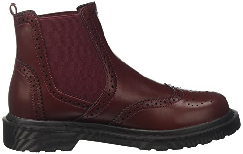 Primadonna 102896224ep, Mocassins (Loafers) Femme Rouge (Bord)