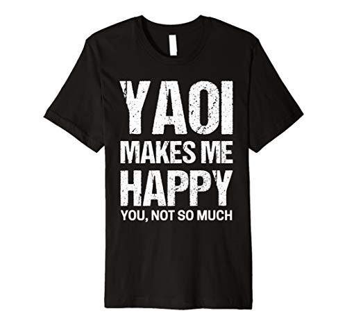 8bcddfb24 More yaoi tees for you al mejor precio de Amazon en SaveMoney.es