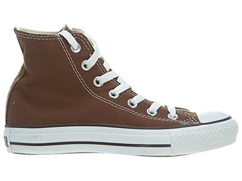 Converse Ctas Core Hi, Baskets mode mixte adulte Chocolat