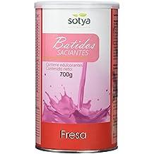 Sotya - Batido saciante, sabor fresa, 700 gr.