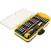 Kit di riparazione, SK-1168 23 in 1 multi-Bit Kit Set di cacciaviti attrezzo magnetico di precisione con prolunga flessibile per PC / cellulare / Tablet di