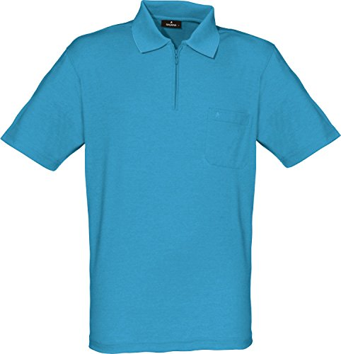 Preisvergleich Produktbild Ragman Poloshirt türkis Größe XXL