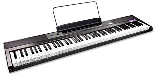 Imagen de Pianos Digitales Rockjam por menos de 200 euros.