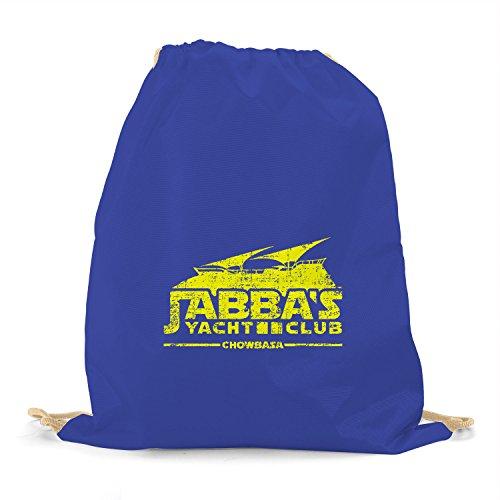 Planet Nerd - Jabba's Yacht Club Chowbasa - Turnbeutel, (Kostüme Chewbaca)