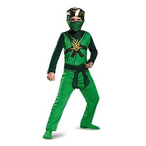 Lego Ninjago Classic Costume Unisex - Bambini 0039897980942 LEGO