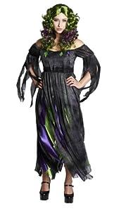 Rubbies - Disfraz de bruja para mujer, talla 40 (1 3758 40)