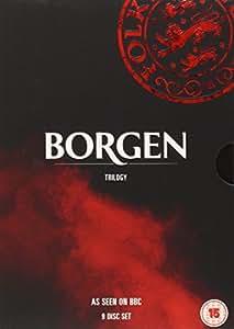 Borgen Trilogy [DVD]