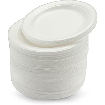 500 x FOAM BOWLS 12oz 16cm POLYSTYRENE WHITE DISPOSABLE LARGE BOWLS CATERING