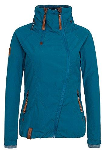 Naketano Female Jacket Forrester VI Deep Blue, L