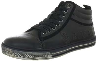 Bugatti D65316N, Herren Fashion Sneakers, Schwarz (schwarz 100), EU 40