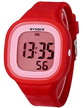 Children watch candy farbe luminous student electronic-E