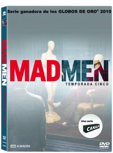 Mad Men - Temporada 5 [DVD]