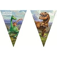 Festone Bandierine The Good Dinosaur Decorazione Addobbi Festa Compleanno Bimbo - Compleanno Banner Misure