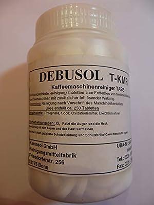 Debusol Nettoyant pour friteuse en acier inoxydable 1 kg