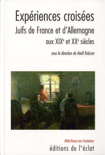 Minorités juives en France et en Allemagne (XIXè - XXè siècles)
