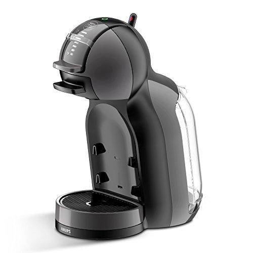 Krups KP1208 Nescafe Dolce Gusto Mini Me, Automatik, black / anthracite