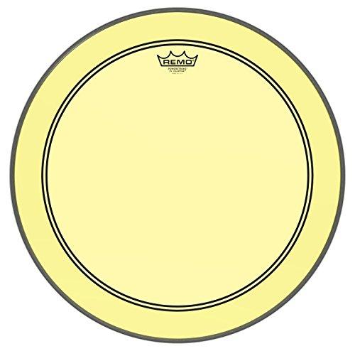 Remo Bass Drum Köpfe (P3-1320-ct-ye) (Remo Bass Drum-kopf)