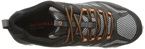 Merrell Moab FST Randonnée Waterproof Chaussures Hommes Noir