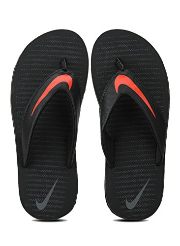 41178287d Nike Men's Chroma Thong 5 Black Flip Flops