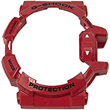 Casio G-Shock Bezel Rot Gehäuseteil Lünette für GBA-400 10479631