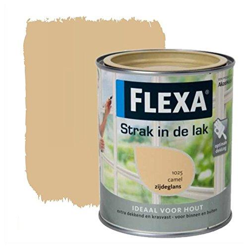 flexa-strak-in-de-lak-camel-1025-vernice-lucida-allacqua-750ml