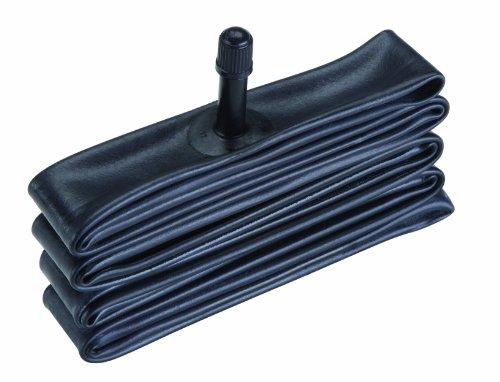 Continental Fahrradschlauch mit Autoventil, schwarz, 28/29 x 1.75-2.5, 0501