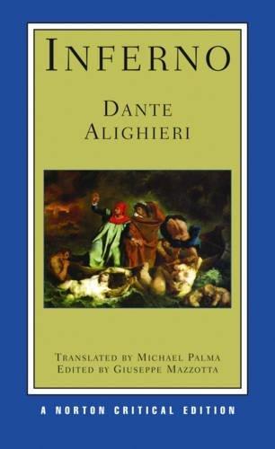 Inferno (Norton Critical Editions) por Dante Alighieri