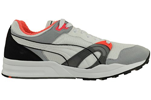 Puma , Baskets pour homme Gris gray dawn / white Blanc