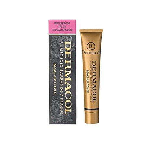 Dermacol Make-up Cover (base de maquillaje que cubre tatuajes y cicatrices), 215