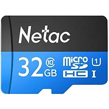 Festnight Tarjeta TF Tarjeta de Memoria Micro SD Class 10 32G Micro TF Tarjeta de Memoria Flash Adaptador SD para Teléfonos Móviles/Tablet PC/Cámaras ...