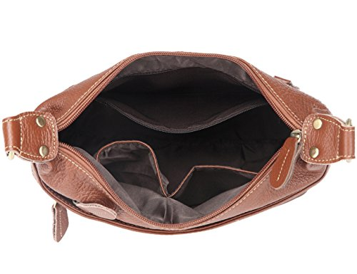 Santimon Borsa da spiaggia, Brown (Marrone) - 20180130005 Dark Blue