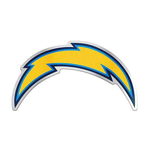 Wincraft NFL Los Angeles Chargers Auto Team Aufkleber Philip Rivers Nfl Jersey