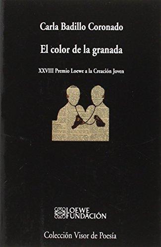 El Color De La Granada (visor de Poesía)