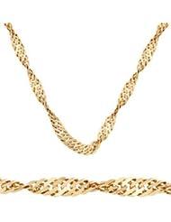 LIOR - Cadena de Oro Amarillo 18kt (750) 100% 0