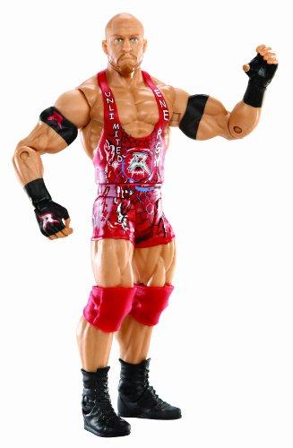 Ryback Kostüm Wwe - Figur WWE Ryback - Royal Rumble 2013 - Superstar 53