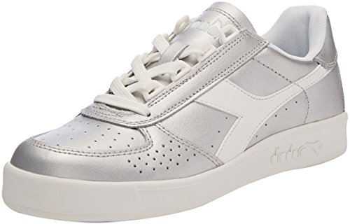 Diadora - Sneakers B.Elite L Metallic Wn per Donna IT 37