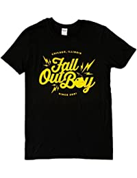Fall Out Boy Bomb Unisex Official T Shirt Brand New Various Sizes